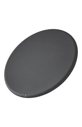 Мужская беспроводное зарядное устройство flow wireless charger 10w UBEAR черного цвета, арт. WL02BL10-AD | Фото 2