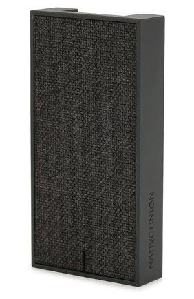 Мужская сетевое зарядное устройство smart charger NATIVE UNION серого цвета, арт. SMART-2-GRY-FB-INT | Фото 2
