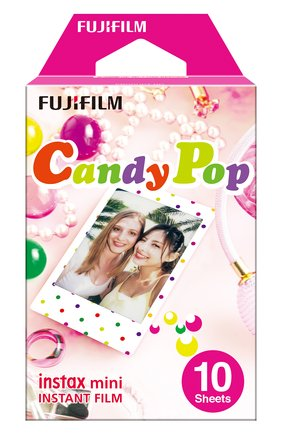 Фотопленка Fujifilm Instax Mini Candy Pop | Фото №1