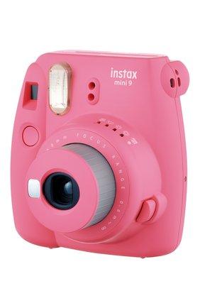 Мужская фотоаппарат fujifilm instax mini 9 flamingo pink INSTAX розового цвета, арт. 4547410349467 | Фото 2