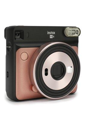 Мужская фотоаппарат fujifilm instax sq6 blush gold INSTAX золотого цвета, арт. 4547410373905 | Фото 2