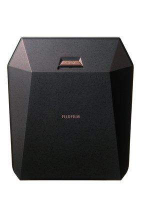 Мужская фотопринтер fujifilm instax share sp-3 black INSTAX черного цвета, арт. 4547410356953 | Фото 1