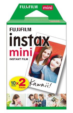 Фотопленка fujifilm instax mini 10x2 INSTAX белого цвета, арт. 4547410364866 | Фото 1