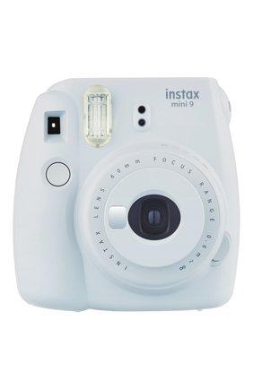 Мужская фотоаппарат fujifilm instax mini 9 smoky white INSTAX белого цвета, арт. 4547410349450 | Фото 1
