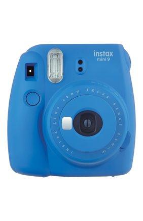 Фотоаппарат Fujifilm Instax Mini 9 Cobalt Blue | Фото №1