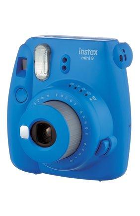 Фотоаппарат fujifilm instax mini 9 cobalt blue INSTAX синего цвета, арт. 4547410349498 | Фото 2
