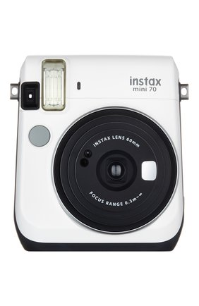 Фотоаппарат fujifilm instax mini 70 white INSTAX белого цвета, арт. 4547410313826 | Фото 1
