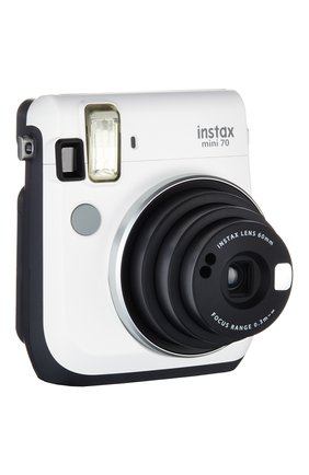 Мужская фотоаппарат fujifilm instax mini 70 white INSTAX белого цвета, арт. 4547410313826 | Фото 2
