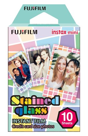 Фотопленка Fujifilm Instax Mini Stained Glass 10 | Фото №1