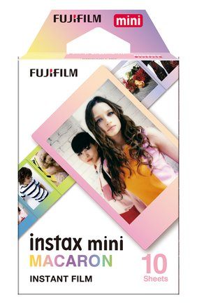 Фотопленка Fujifilm Instax Mini Macaron 10 | Фото №1