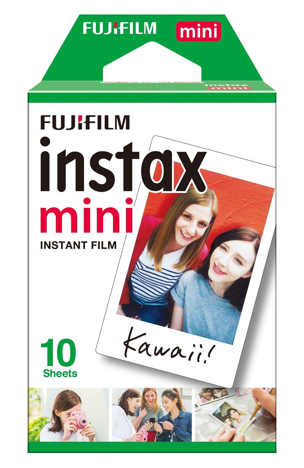Фотопленка fujifilm instax mini 10 INSTAX белого цвета, арт. 4547410364859   Фото 1