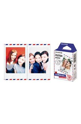 Мужская фотопленка fujifilm instax mini airmail 10 INSTAX разноцветного цвета, арт. 4547410282160 | Фото 2