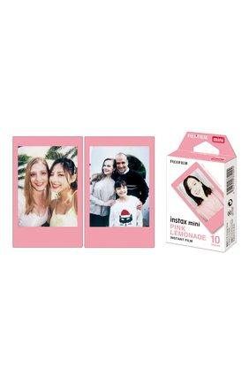 Мужская фотопленка fujifilm instax mini pink lemonade 10 INSTAX разноцветного цвета, арт. 4547410374094 | Фото 2