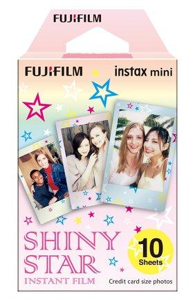 Мужская фотопленка fujifilm instax mini shiny star  INSTAX разноцветного цвета, арт. 4547410260496 | Фото 1