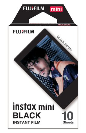 Фотопленка Fujifilm Instax Mini Black | Фото №1