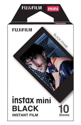 Мужская фотопленка fujifilm instax mini black INSTAX черного цвета, арт. 4547410341300 | Фото 1