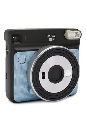 Мужская фотоаппарат fujifilm instax sq6 aqua blue INSTAX голубого цвета, арт. 4547410394054 | Фото 2