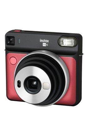 Мужская фотоаппарат fujifilm instax sq6 ruby red INSTAX красного цвета, арт. 4547410394092 | Фото 1