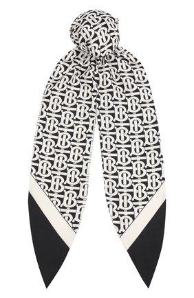 Шелковый платок для волос   Фото №1