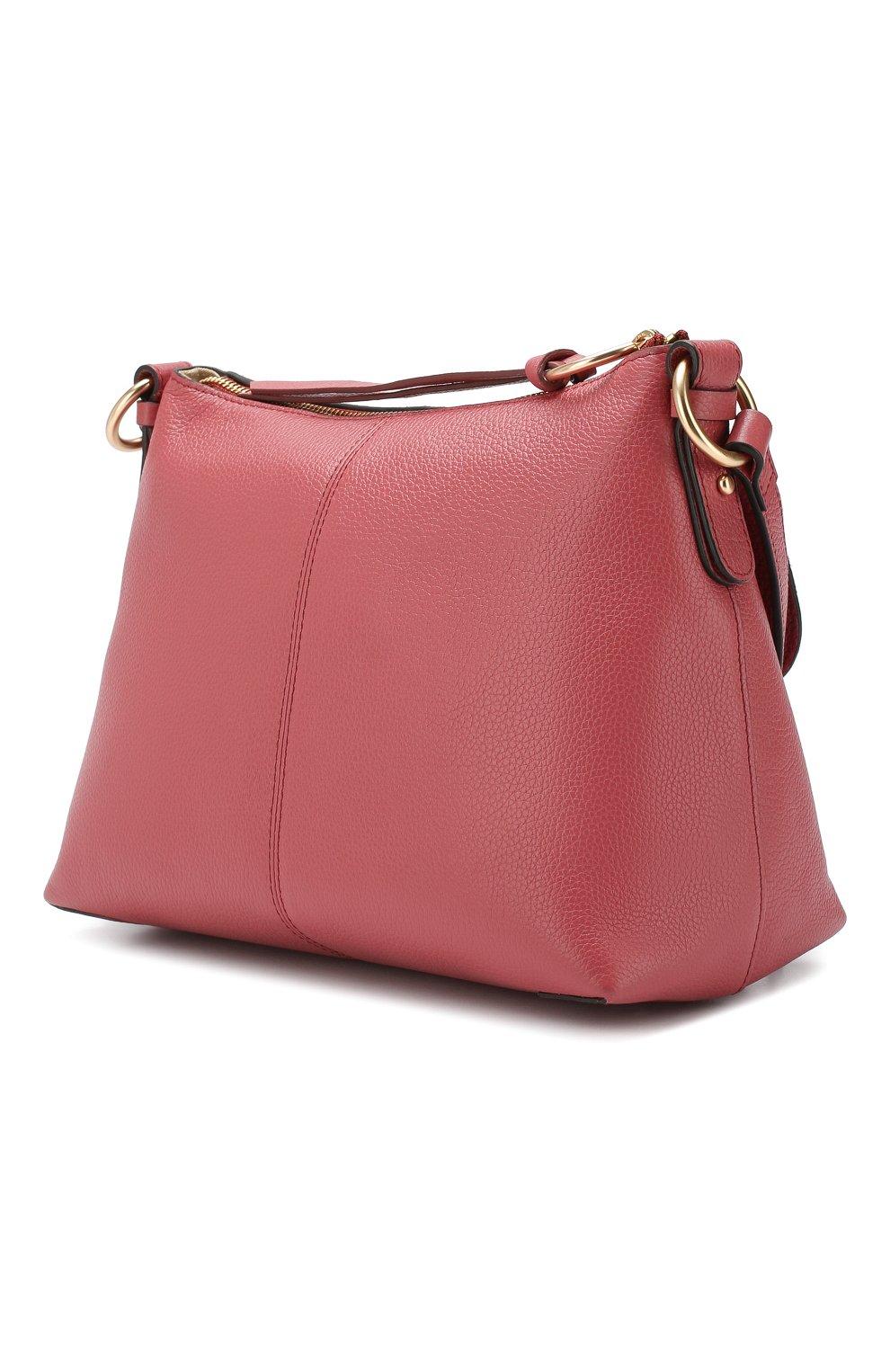 Женская сумка joan small SEE BY CHLOÉ розового цвета, арт. CHS17US910330 | Фото 3