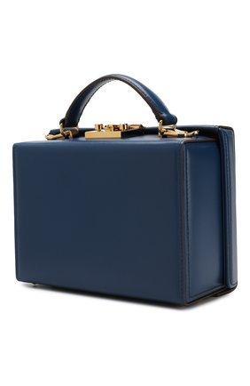 Женская сумка grace small box MARK CROSS темно-синего цвета, арт. W108153G | Фото 3