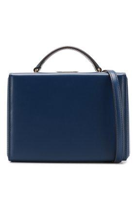 Женская сумка grace small box MARK CROSS темно-синего цвета, арт. W108153G | Фото 6