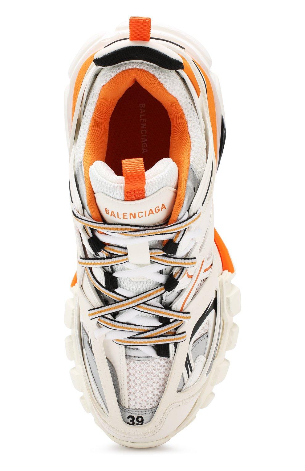 Текстильные кроссовки Track | Фото №5