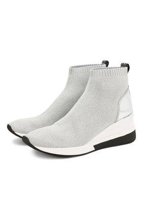 Текстильные кроссовки Skyler | Фото №1