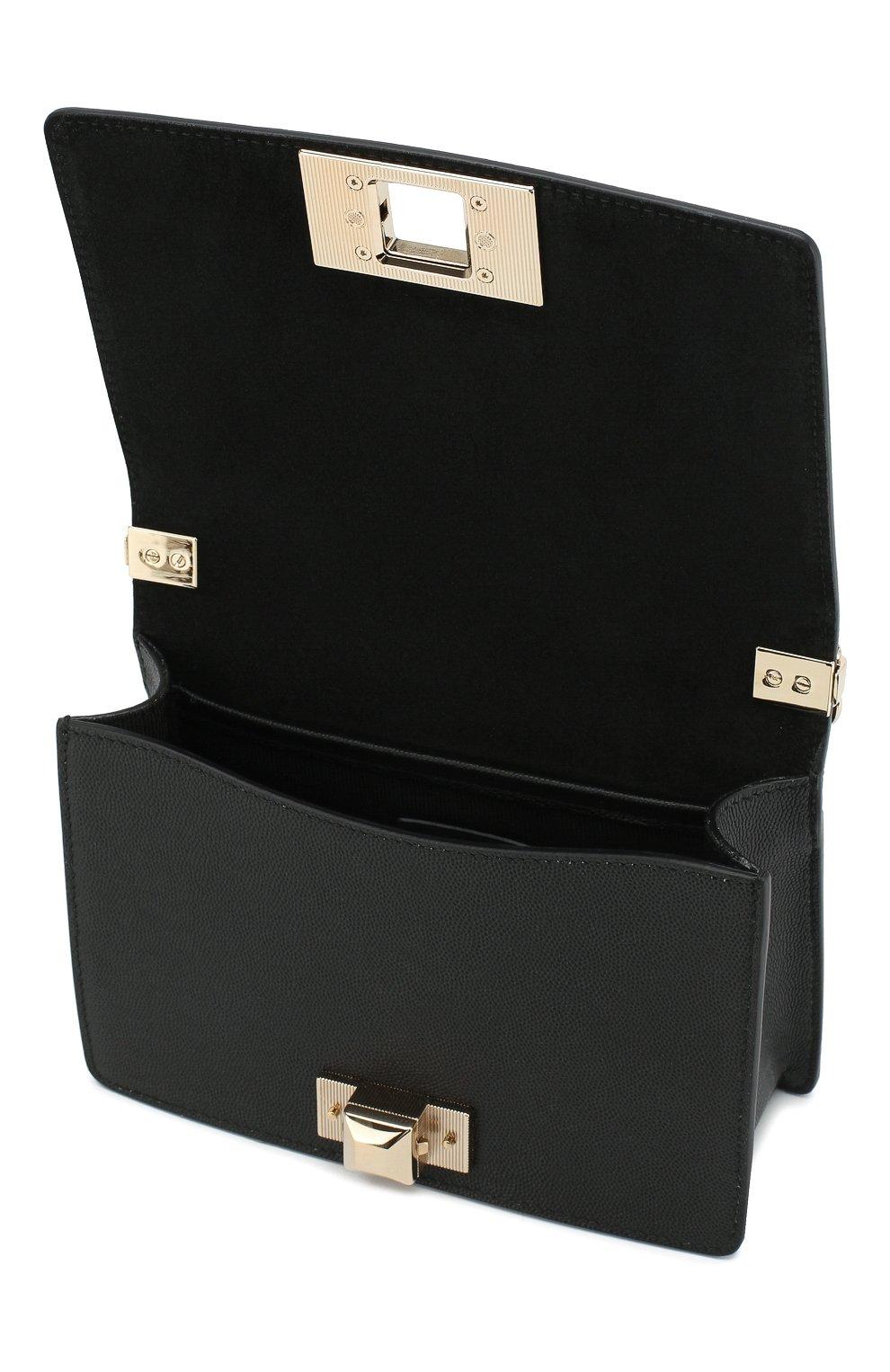 Сумка Mimì mini Furla черная цвета | Фото №4