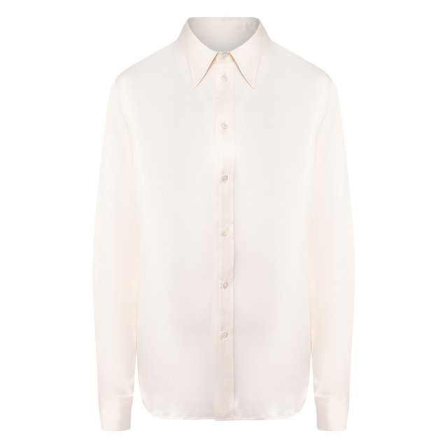 Шелковая блузка Ralph Lauren