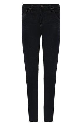 Женские джинсы-скинни AG темно-синего цвета, арт. SPD1389SR/AUDC | Фото 1