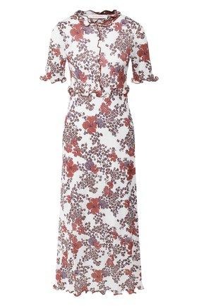 Платье с принтом | Фото №1