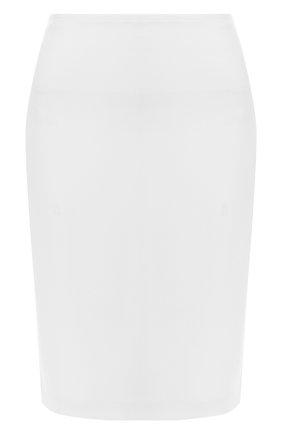 Женская юбка ST. JOHN белого цвета, арт. K784W00 | Фото 1