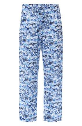 Хлопковые домашние брюки | Фото №1