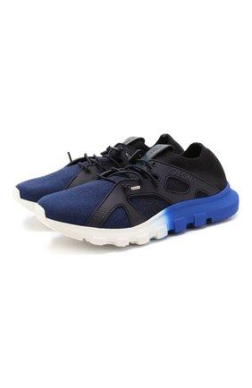 Комбинированные кроссовки Techmerino | Фото №1