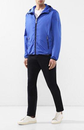 Мужская куртка RALPH LAUREN синего цвета, арт. 790741719 | Фото 2