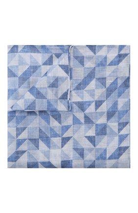 Носовой платок из смеси льна и хлопка | Фото №1