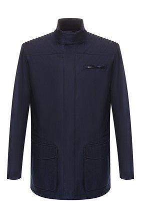 Кашемировая куртка   Фото №1