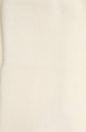 Детские хлопковые колготки FALKE бежевого цвета, арт. 13645 | Фото 2