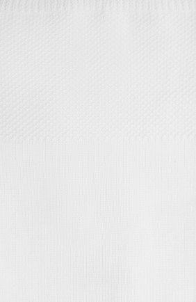 Детские хлопковые колготки FALKE белого цвета, арт. 13645 | Фото 2