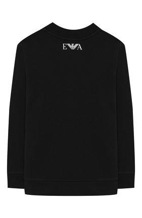 Хлопковый пуловер   Фото №2