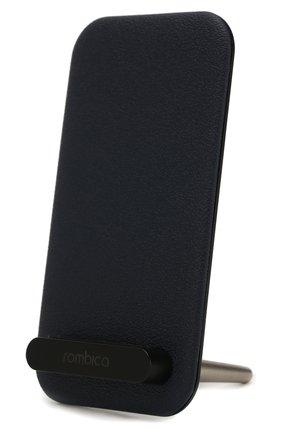 Мужская беспроводное зарядное устройство neo q17 ROMBICA синего цвета, арт. NQ-00180 | Фото 1