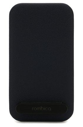 Мужская беспроводное зарядное устройство neo q17 ROMBICA синего цвета, арт. NQ-00180 | Фото 2