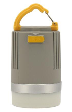 Мужского портативный аккумулятор neo tr88 ROMBICA серого цвета, арт. TR-0880 | Фото 1