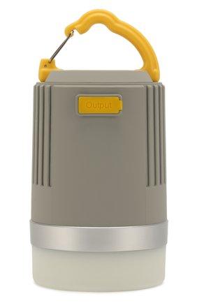 Мужского портативный аккумулятор neo tr88 ROMBICA серого цвета, арт. TR-0880 | Фото 2