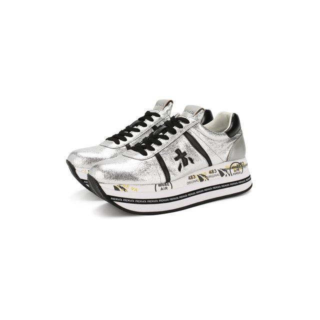 Кожаные кроссовки Beth Premiata — Кожаные кроссовки Beth