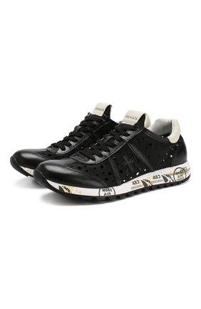 Комбинированные кроссовки Lucy-D | Фото №1