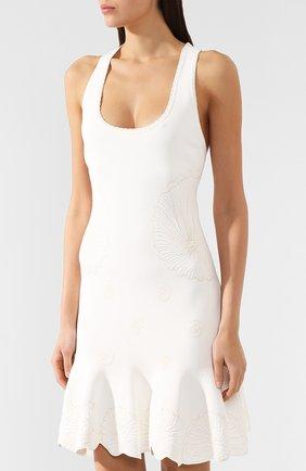 Платье из вискозы   Фото №3