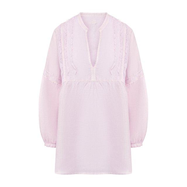 Льняная блузка 120% Lino