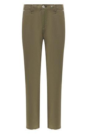 Женские джинсы RAG&BONE хаки цвета, арт. W29271442 | Фото 1